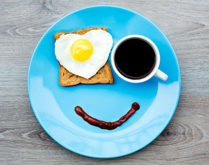 کدام مواد غذایی به کاهش وزن در وعده صبحانه کمک می کند؟