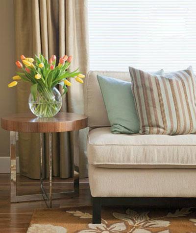 فنگ شویی، خانه، گل و این همه آرامش!