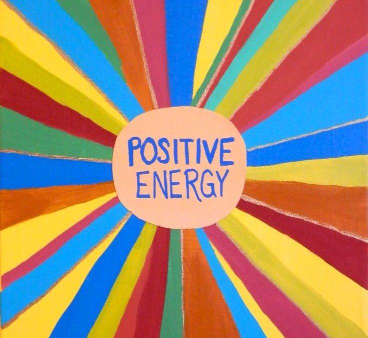 انرژی مثبت را به زندگی خود بیاورید