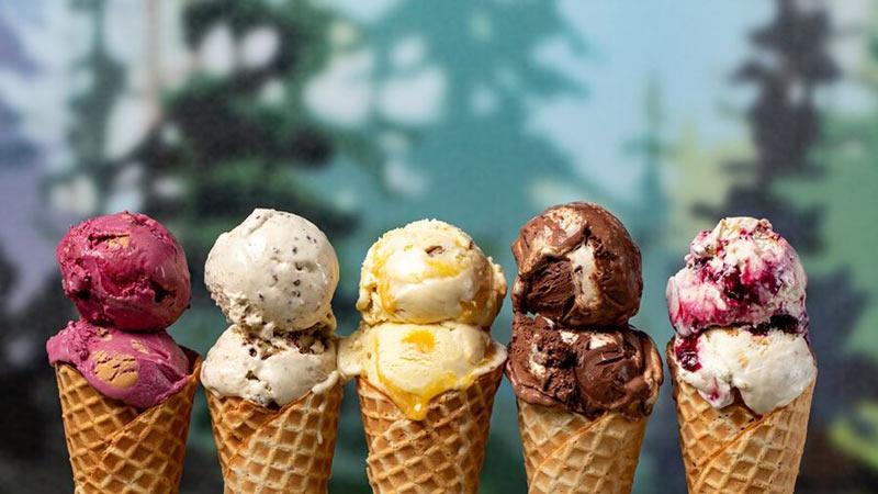 بستنی های چندش آور جهان