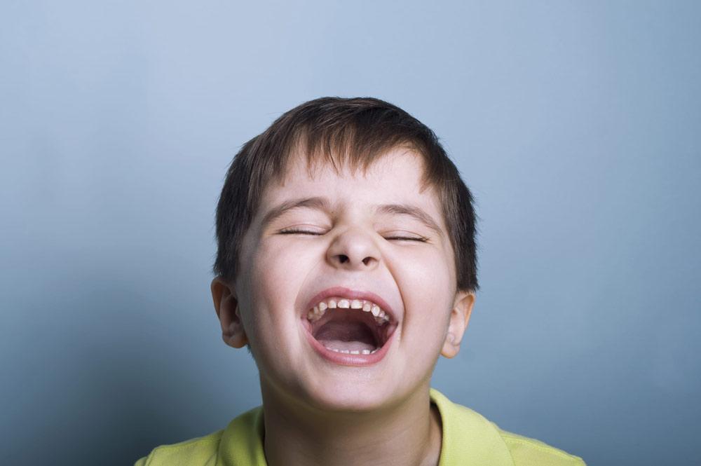 در ارتباط با خنده چه می دانید؟