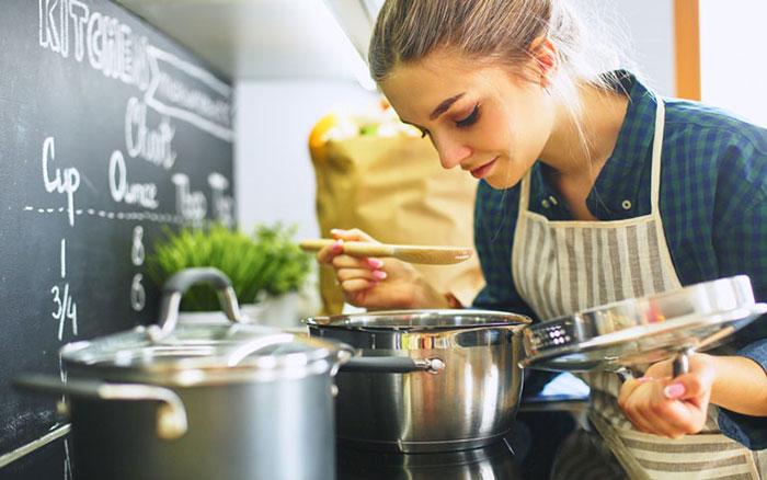 اشتباهات رایج آشپزی