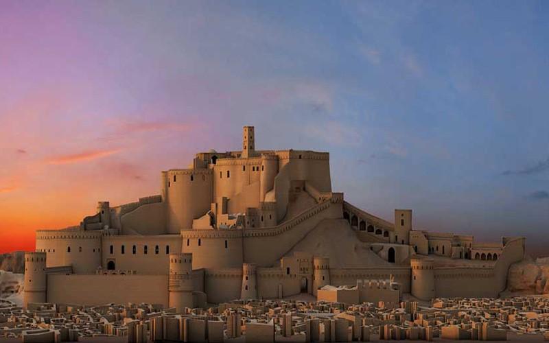 بناهای تاریخی و دیدنی کرمان