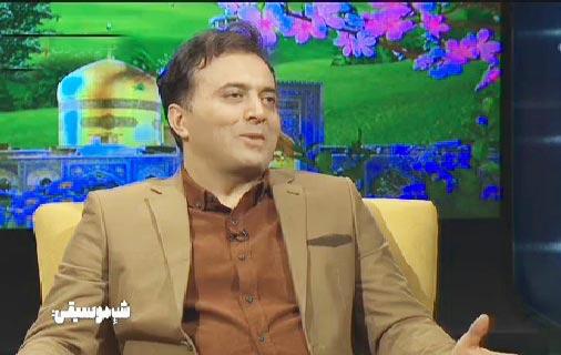 برنامه شب موسیقی شبکه چهار با حضور دکتر مجید اخشابی