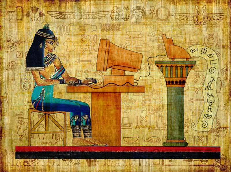 ۷ تکنولوژی دوران باستان