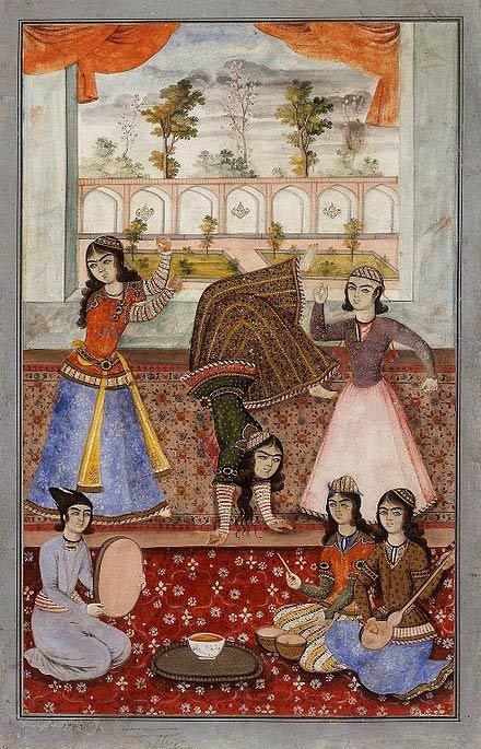 موسیقی ایران در دوره قاجار