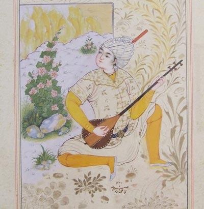 آشنایی با موسیقی دوره ساسانیان