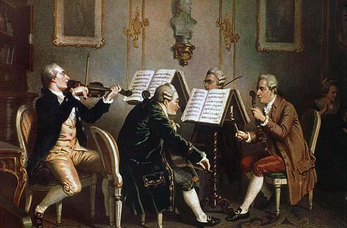 تاریخچه موسیقی غرب