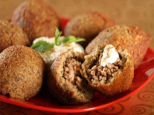 کُبه لبنانی بفرمایید افطاری