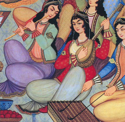 آشنایی با دستگاه ها و گوشه های موسیقی سنتی ایرانی