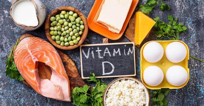 زبان خوراكی ها - من ویتامین د هستم