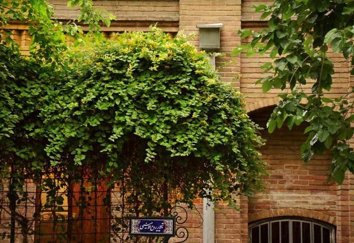 زیبایی های باغ نگارستان تهران