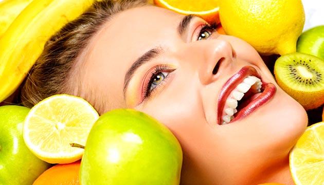 زیبایی و جوانی پوست با میوه و سبزیجات