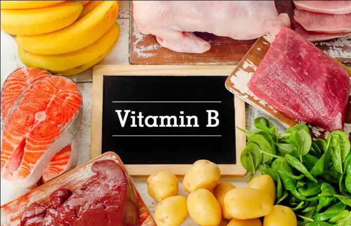 زبان خوراكی ها - من ویتامین B هستم