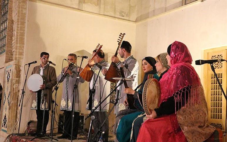 آشنایی با سازهای نواحی کرمان
