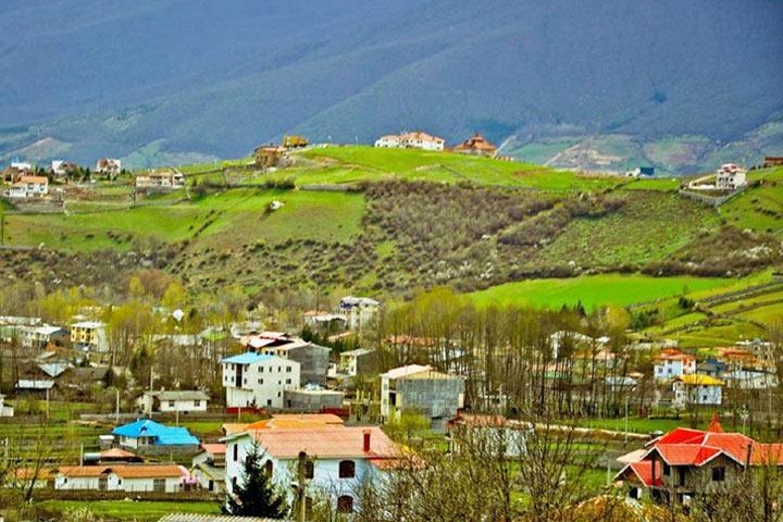 کلاردشت بهشت کوهستانی مازندران