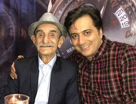 تسلیت دکتر مجید اخشابی به مناسبت درگذشت احمدپورمخبر