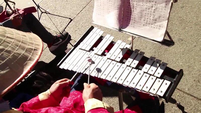 آشنایی با ساز زایلوفون Xylophone