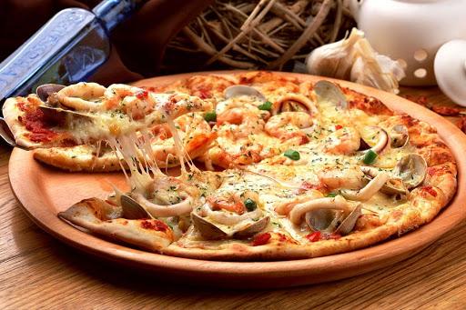 پیتزا دریایی