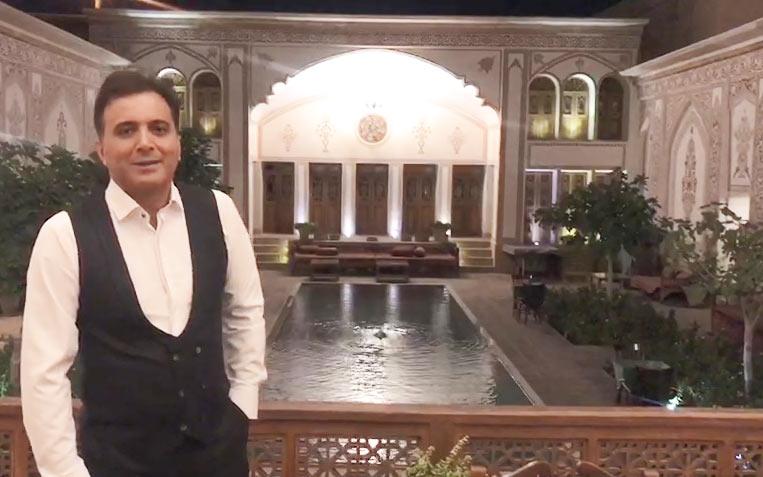 تبریک هفته دکتر مجید اخشابی از کاشان