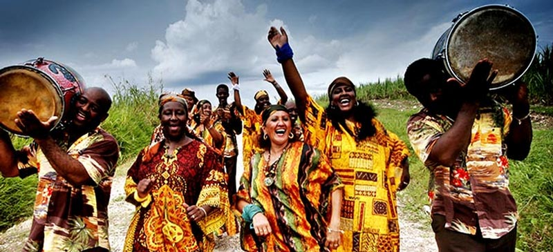 موسیقی آفریقا