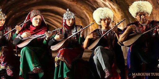 موسیقی ترکمن