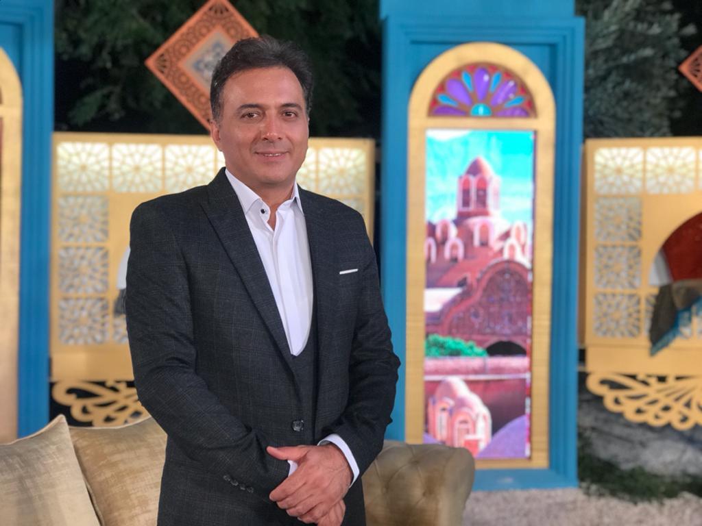 دکتر مجید اخشابی در ویژه برنامه عید غدیر 17 مرداد 99