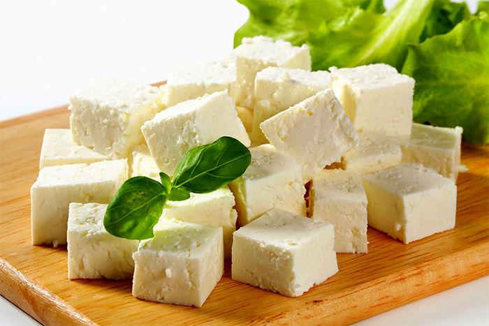 پنیر خوردنی مقوی و پرپروتئین