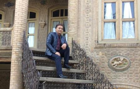 حضور دکتر مجید اخشابی در برنامه شب فیروزه ای مرداد 99