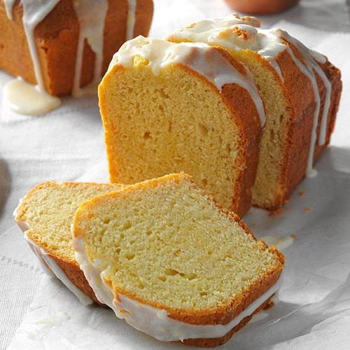 کیک پوند لیمویی