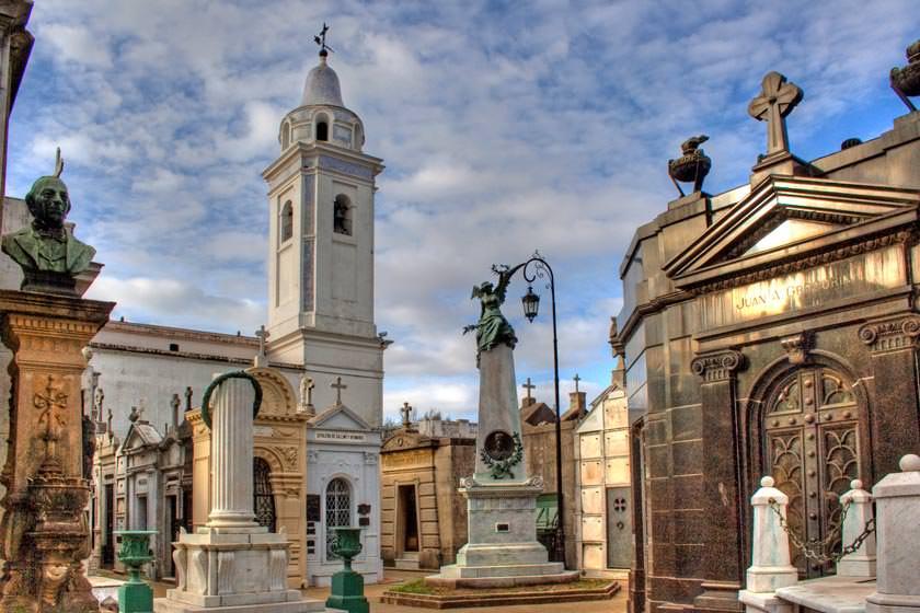 جاذبه های گردشگری و توریستی آرژانتین