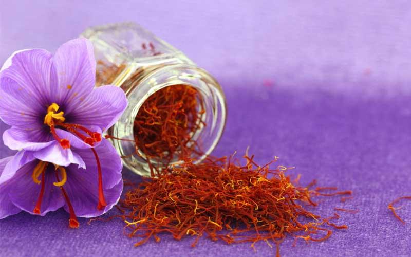 گیاه زعفران و خواص آن