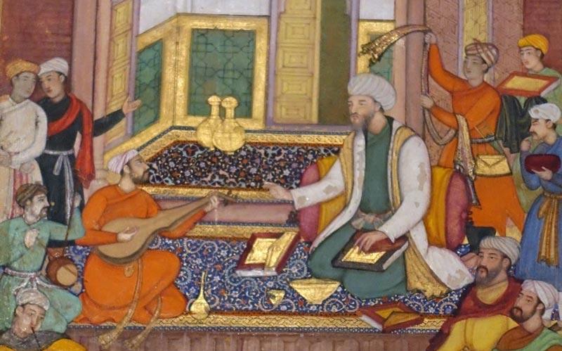 تقابل موسیقی ایرانی و عربی