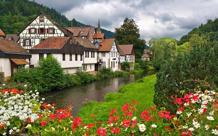 جاذبه های گردشگری و توریستی آلمان