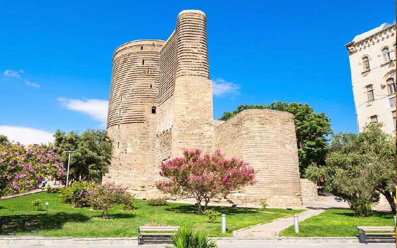 جاذبه های گردشگری و توریستی آذربایجان