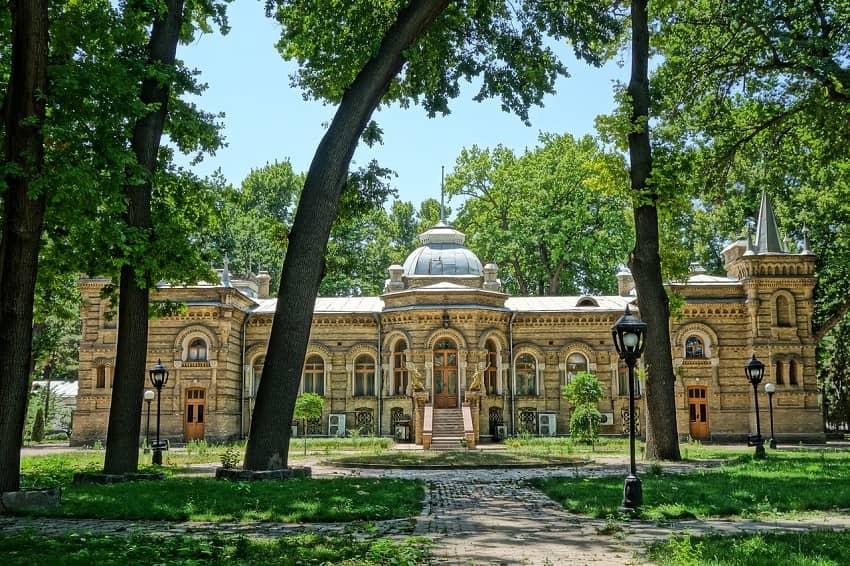 جاذبه های گردشگری و توریستی ازبکستان