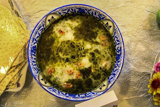 شولی آش سنتی  یزد