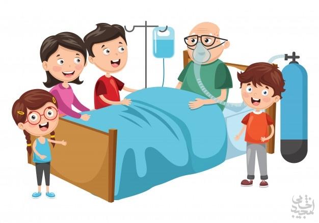 آداب صحیح عیادت از بیمار و اهمیت آن