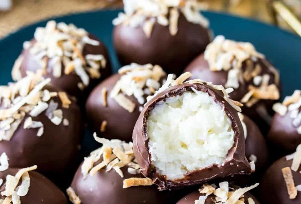 کوکو استار یا همان شکلات نارگیلی