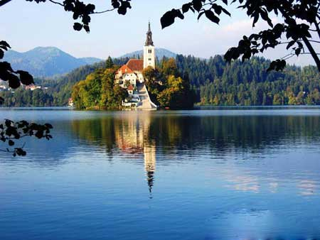 جاذبه های گردشگری کشور اسلوونی