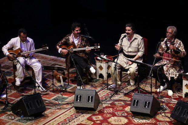موسیقی لرهای ایران