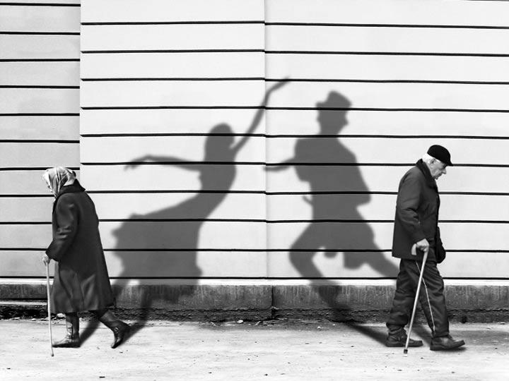 تمرین شناخت سایه