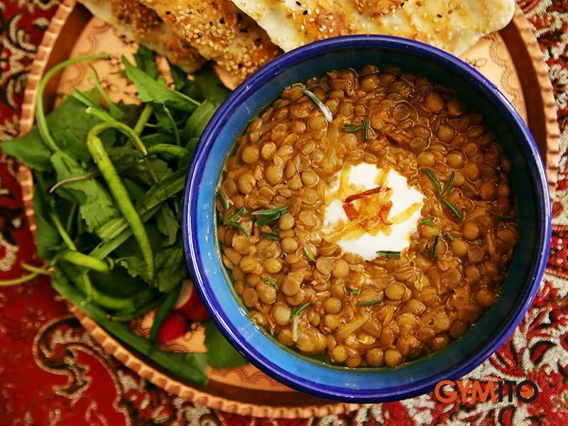طرز تهیه عدسی پیش غذایی ساده و مقوی