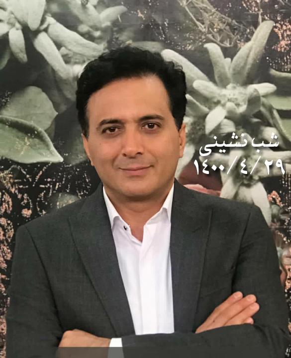 حضور دکتر مجید اخشابی در برنامه شب نشینی 29 تیر 1400