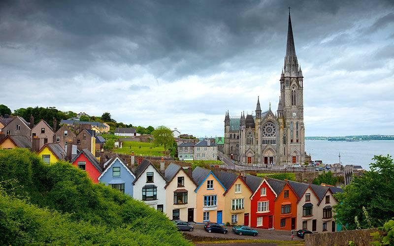 جاذبه های گردشگری و توریستی ایرلند