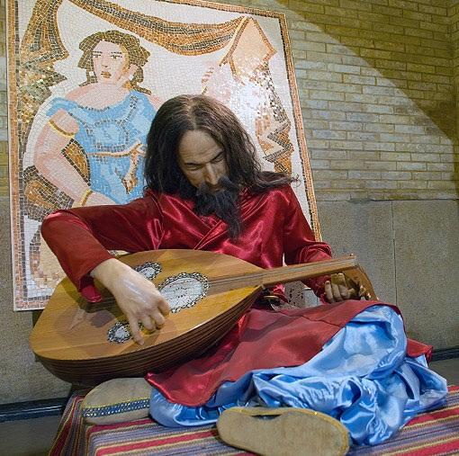 باربد موسیقیدان بزرگ ایرانی