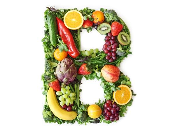 ویتامینهای گروه ب B